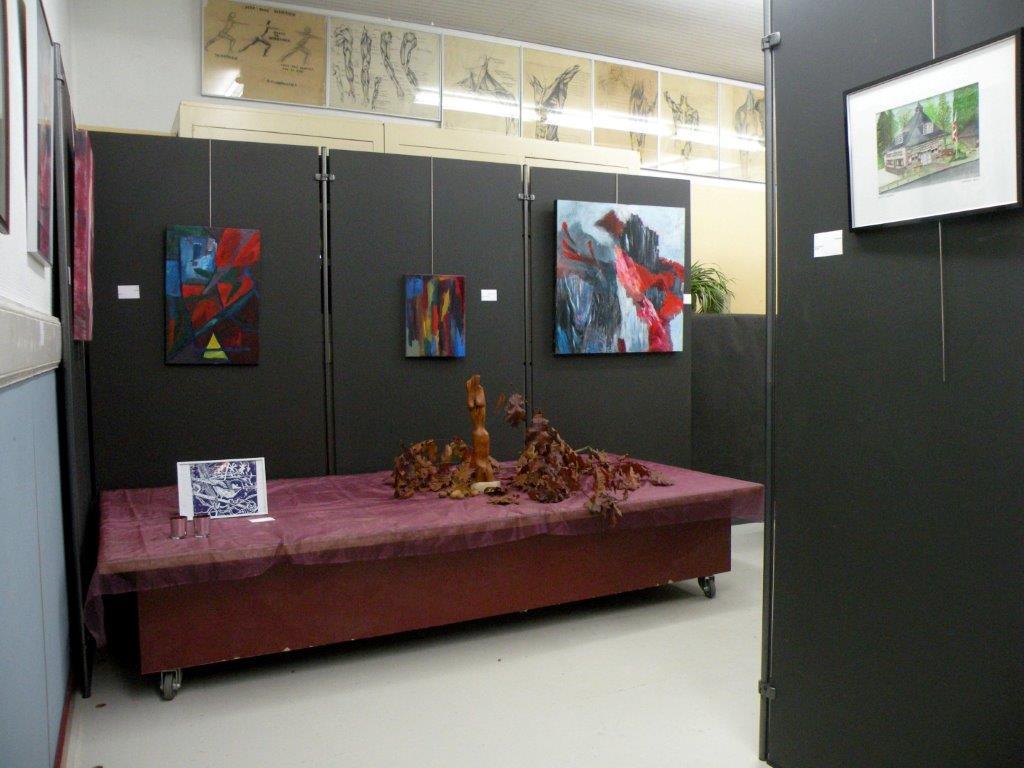 Expositie oktober 2010